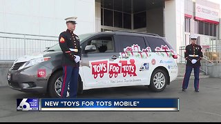 Toys For Tots Mobile