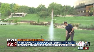 4th annual Educators Summit in Kansas City - Video