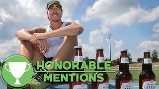 Corey Bellemore SHATTERS the Beer Mile World Record | The Next Russell Westbrook DISCOVERED? -HM - Video