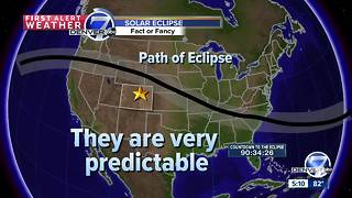 Eclipse Fact and Fiction: 5 things to know before you watch the sun - Video