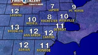 Another frigid day! - Video