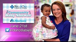 Here is how your donations help our Community Baby Shower - Video