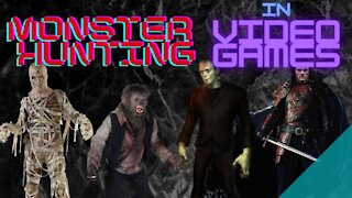 Monster Hunting In Video Games