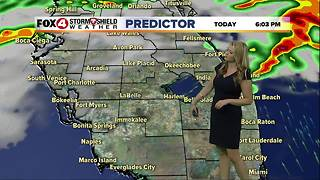FORECAST: Small Rain Chance Tuesday into Wednesday - Video