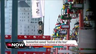 Summerfest named