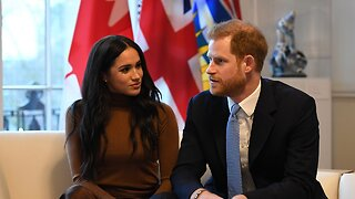 The Royal Family Holds Summit On Prince Harry And Meghan