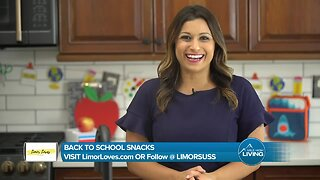 Limor Suss Back To School Snacks