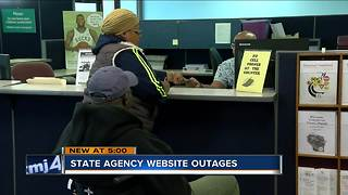Wisconsin government computers back online following outage - Video