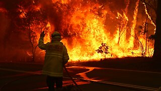 New South Wales Declares State Of Emergency Amid Bush Fires
