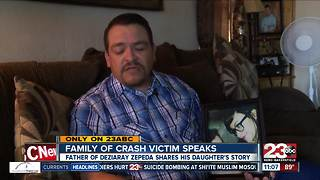 Family of deadly crash victims speak out