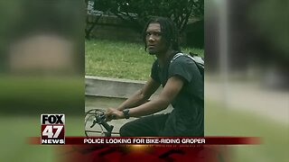Police working to identify accused serial groper