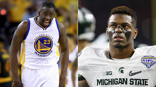 Draymond Green Assault Victim Says He Wakes Up Crying - Video
