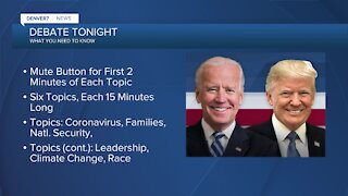Last Presidential debate tonight - what to watch for