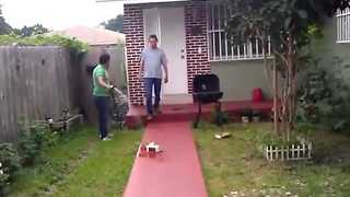 Epic Barbecue Fail! - Video