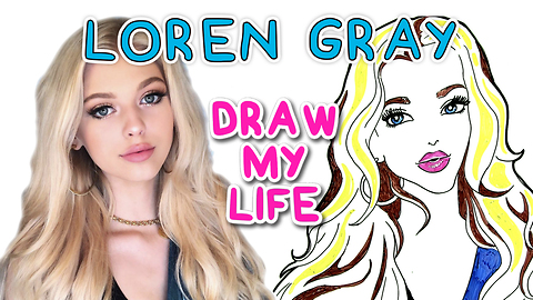 Loren Gray || Draw My Life