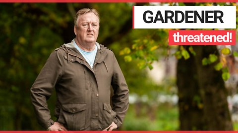 Gardener granddad threatened with arrest - for cutting back trees and weeds