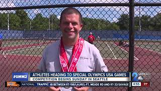 Maryland Athletes Heading to Special Olympics USA Games - Video