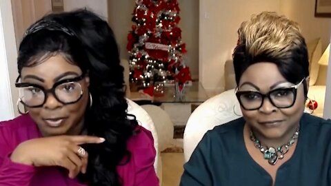 Diamond and Silk Crystal Clear 12-19-2020