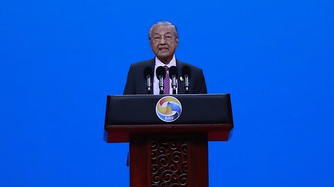 Prime Minister Of Malaysia Resigns