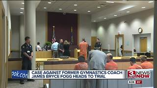 Former Omaha gymnastics coach appears in court - Video
