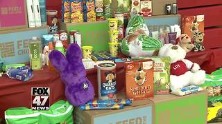 Holiday Hope event helps families in Mid-Michigan - Video