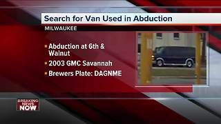 Woman abducted near Carver Park - Video
