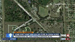 Proposed dollar store location causes outrage
