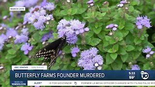 Butterfly Farms founder mourned by family and friends