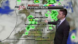 Dustin's Forecast 9-28 - Video