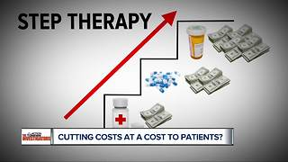 Doctors complain 'step therapy' undermines patients' health - Video