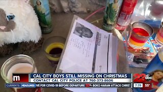 Day 5 In Search For Missing Boys