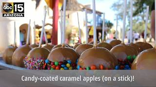 The craziest foods at Arizona Renaissance Festival - ABC15 Things To Do - Video