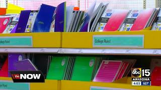 The growing costs of back-to-school supplies - Video