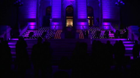 Colorado holds 'evening of remembrance' to honor the nearly 6,000 Coloradans killed by COVID-19