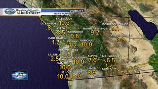 10News Weather Report - 6/19 - Video