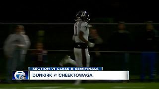 Section VI football semifinals - Video