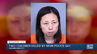 New details released as mother faces murder charges after 2 children found dead in Tempe apartment