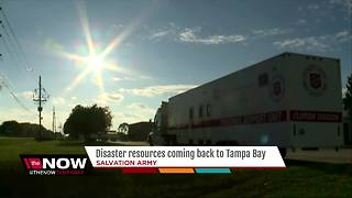 Salvation Army in route to Florida to prepare for Irma - Video