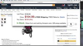 2  ways to make sure you get Amazon's lowest price - Video