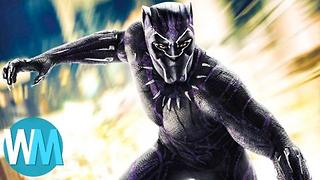 Top 5 Facts about Black Panther (2018) - Video
