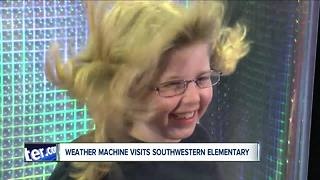 Andy Parker's Weather Machine Southwestern Elementary 0412