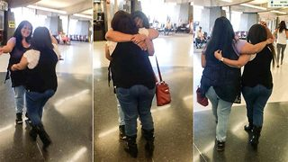 Mother's meeting – Mum and daughter meet for the first time after 30 years - Video