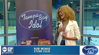 Tampa Bay Idol Audition: Rubi Monge - Video