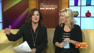 Molly and Tiffany with the Buzz for March 8! - Video