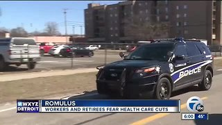 Romulus City Council could vote to cut employee and retiree health benefits