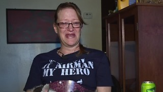 Disabled woman's difficulties in finding a domestic violence shelter - Video