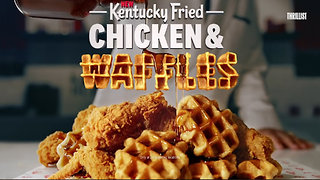 KFC Is Bringing Fried Chicken and Waffles to Their Menu - Video