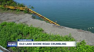 Lawmaker asking for funding for Old Lake Shore Road - Video