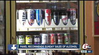 Indiana is one step closer to Sunday alcohol sales - Video