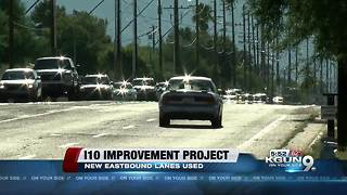 Weekend traffic shifts planned for I-10, Ina Road project - Video